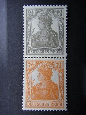 Germany 1902 1905 1920 1921 Stamps Mnh Pair Germania