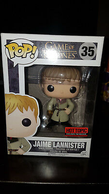 Funko POP! Game Of Thrones #35 Jaime Lannister