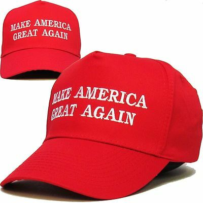 Donald Trump Make America Great Again Hat 2016 Republican Adjustable Mesh Cap