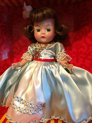 Nancy Anne Muffie C 1950-60 MIB Isreal Doll Boxed in Original Condition