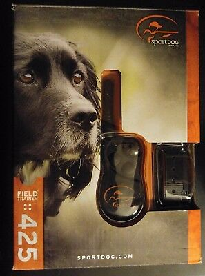 SportDOG Brand FieldTrainer 425 Remote Trainer - 500 Yard Range - Waterproof