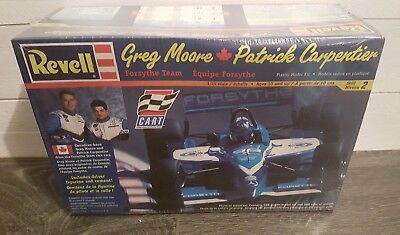 Revell Greg Moore Patrick Carpentier Forsythe  1/25 with Players Racing Decals.