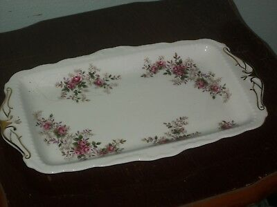 "Royal Albert """" Lavender Rose """" Sandwich Tray"