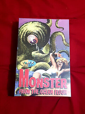 RARE Monster From the Ocean Floor Limited Edition of 50 resin model kit OOP