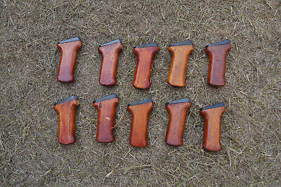 ONE of NEW OLD STOCK Chicom NORINCO 7.62 x 39 Wood Pistol Grips