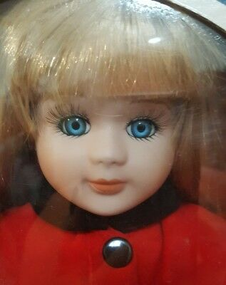 The Vanessa Doll Collection 1994 New in Box, Never displayed - hand painted orig