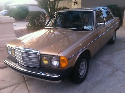 1985 Mercedes-Benz 300-Series  All Original '85 300 TurboDiesel, one previous owner.