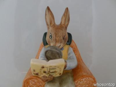 Royal Doulton Bunnykins - Collector Bunnykins - DB 54