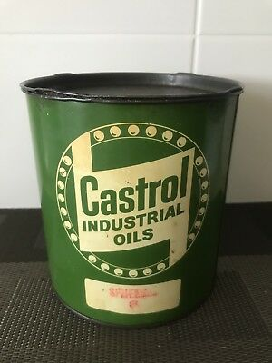Castrol Industrial Oils 5 Pound Grease Can