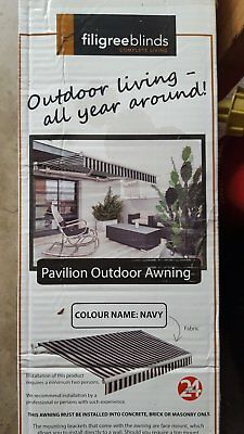 Pavilion Outdoor Awning