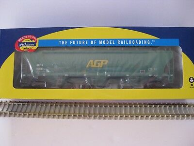 Athearn Ho Scale Trinity Covered Hopper  #96047 Ag Processing Agp New Ath89472