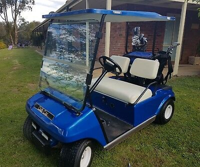 club car golf cart buggy 48v electric excellent condition