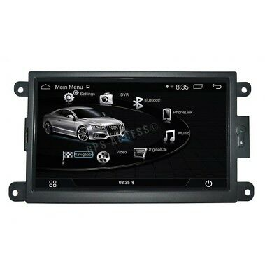 Autorradio GPS Android Audi A5, Q5 & A4 desde 2009