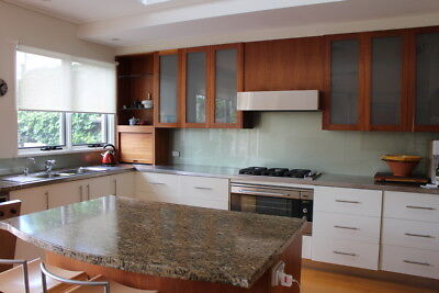 Whole kitchen including granite slabs, ILVE oven & MIELE dishwasher
