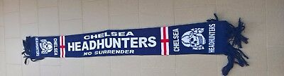 sciarpa chelsea headhunters scarf , firm , casual