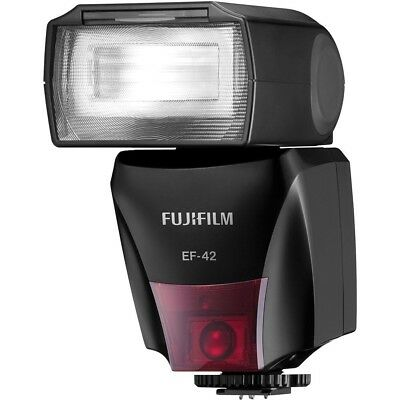 Fujifilm EF-42 Shoe Mount Flash, Used Once, As New!