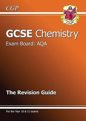 GCSE Chemistry AQA Revision Guide (with Online Edition) (A*-G Course) by CGP...