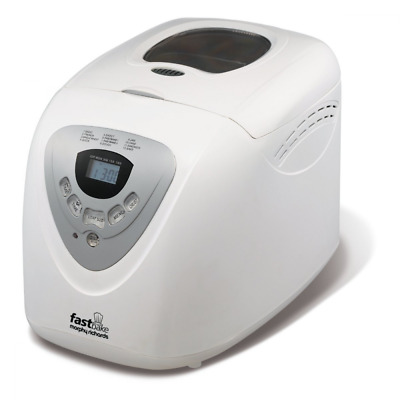 Morphy Richards 48280 Fastbake Breadmaker - White - Free UK Delivery - Brand NEW