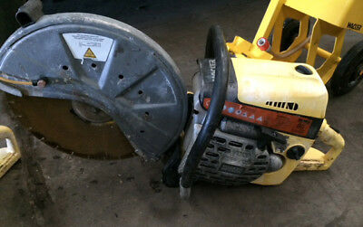 Demolition Saw/ Concrete cutter - Wacker