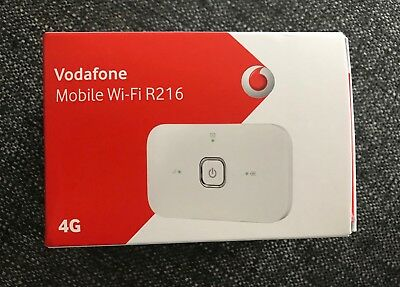 Vodafone Mobile WiFi R216 4G Router Dongle