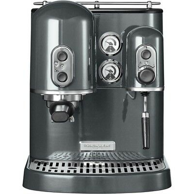 KitchenAid espresso 5KES100 Grey - 2 Pin plug