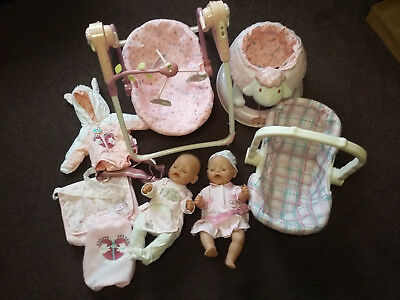 Baby Annabell bundle.