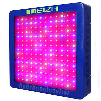 MEIZHI 900W LED Grow Light Full Spectrum Lamp for Indoor Plant Garden Hydroponic