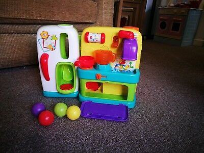 play kitchen for toddlers and babies