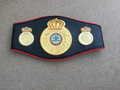 WBA Boxing belt slightly Marked Please Read Description