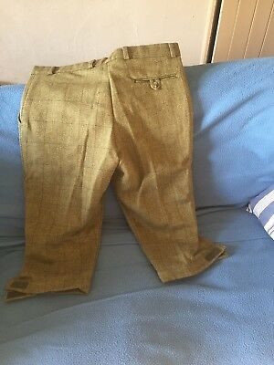 Tweed Shooting Breeks 34""