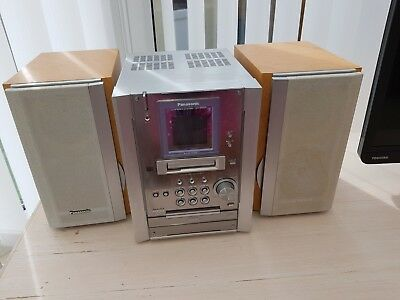 Panasonic SA-PM25 STEREO SYSTEM CD, TAPE AND RADIO PLAYER - CHEAP TO CLEAR