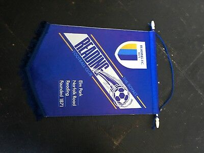 Reading Pennant 1980s