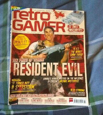 Retro Gamer Magazine issue 164