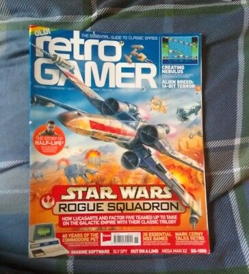 Retro Gamer Magazine issue 168