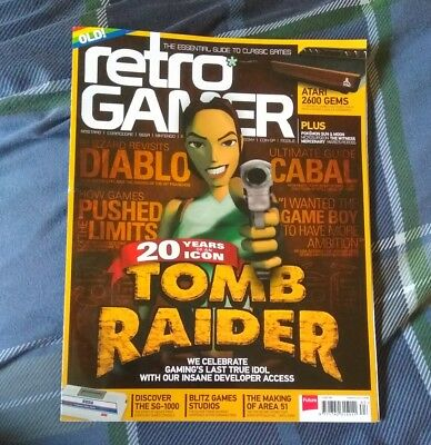 Retro Gamer Magazine issue 163