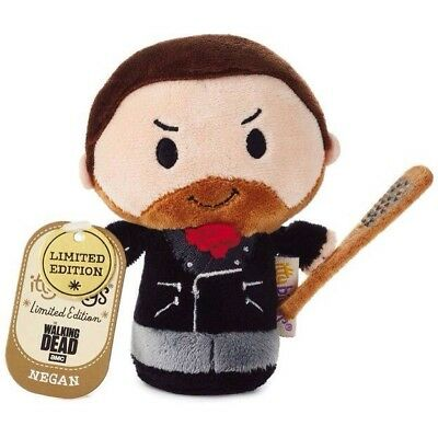 2017 Hallmark Itty Bitty Bittys NEGAN The Walking Dead EXCLUSIVE Limited Edition