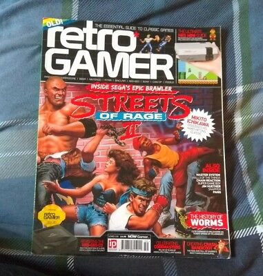 Retro Gamer Magazine issue 159