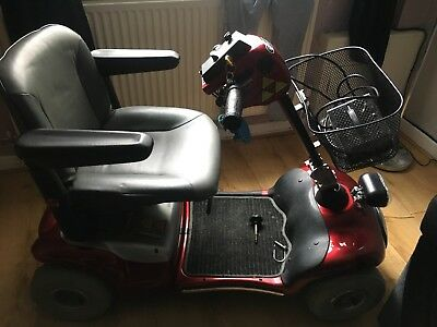 Mobility Scooter Sterling Sapphire LS