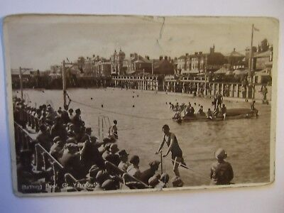 Postcard Of  Great Yarmouth Posted In 1930