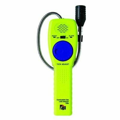 """TPI 720b Combustible Gas Leak Detector with 16"""" Goose Neck, 10 ppm Sensitivity"""