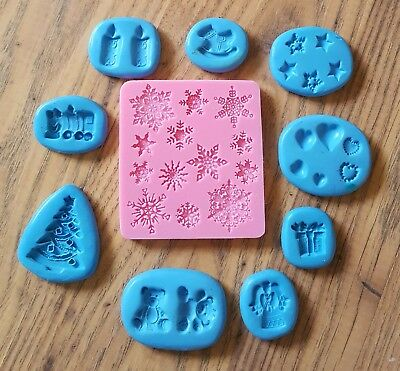 silicone craft moulds