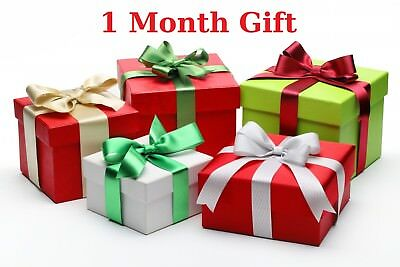 IPTV 1 Month Subscription Gift for MAG, Kodi, Vu+, Openbox, Android, SmartTV