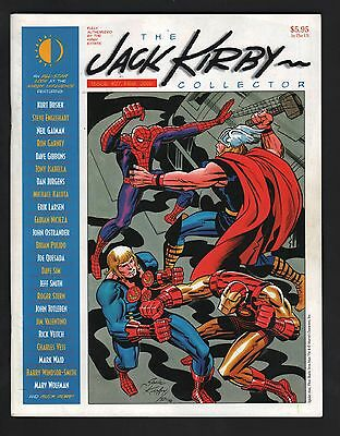 The Jack Kirby Collector Magazine #27 VF 8.0 White Pages