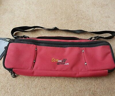 Tom & Will flute carry case