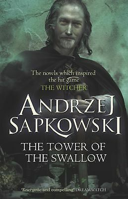 The Tower of the Swallow Paperback Book Andrzej Sapkowski