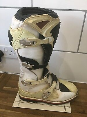 Thor Motocross Boots Size 9