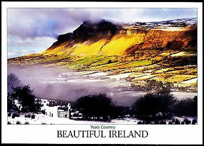 Postcard - Yeates Country Co Sligo Beautiful Ireland Unposted By J Hinde 2Pp-63