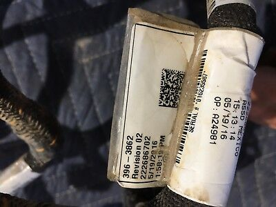 Caterpillar 396 3862 Wiring Harness From Cat C71 2395524 cat wiring harness caterpillar 239 5524 $249 99 picclick Trailer Wiring Harness Adapter at fashall.co