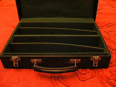 Double Clarinet Case In Very Good Condition