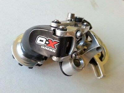 SRAM X-0 9 Speed rear Mech Long Cage